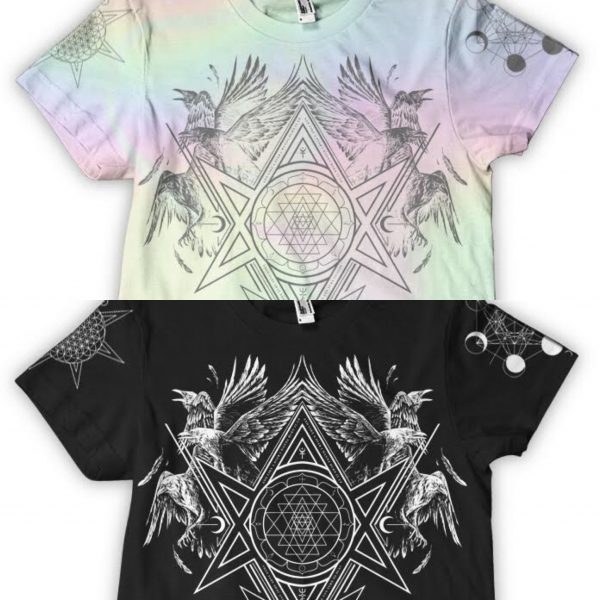 Kawaii Monster - The Balance Shirt Duo Deal! (FREE KM SHIRT INCLUDED) - thedarkarts