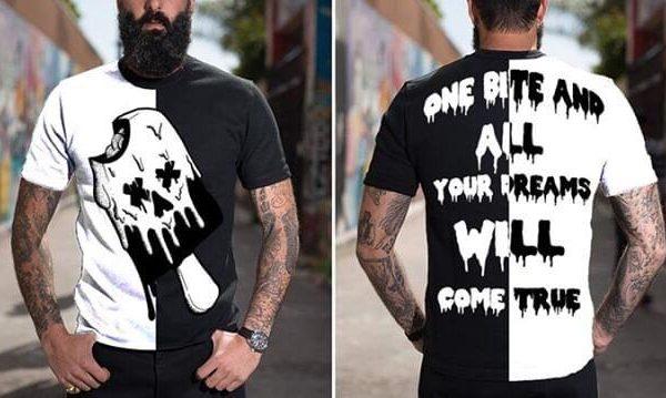I SCREAM! I SCREAM! TEE (Free Shirt Included) - thedarkarts