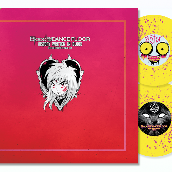 BOTDF -History Written In Blood Collectors Vinyl Set (FREE GIFT INCLUDED) - thedarkarts