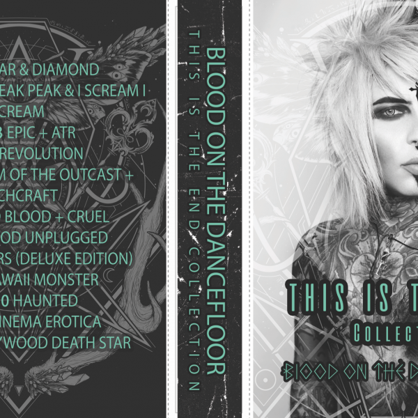 "BOTDF - ""THIS IS THE END COLLECTION"" Anthology 1-6  & The Vanity Diaries - thedarkarts"