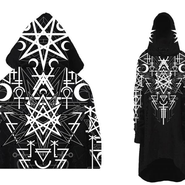 NEW! Magic Cloaks! (FREE Dark X Magic Bag) - thedarkarts