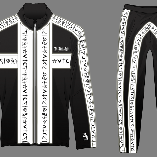 The Dark Arts Reflector Track Suit (FREE MYSTERY HOODIE INCLUDED) - thedarkarts