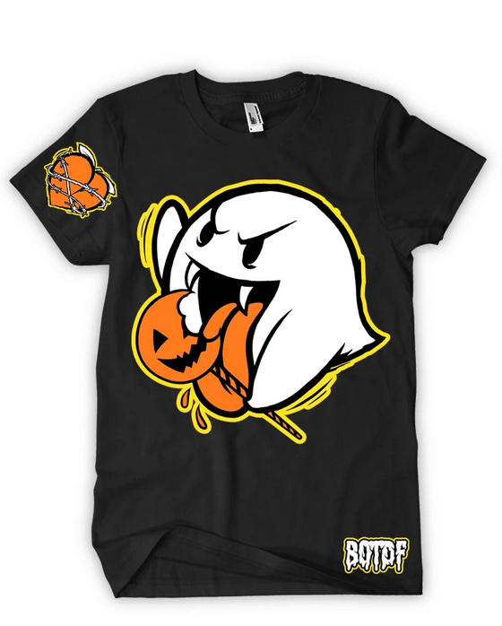 GHOST POP TEE (FREE RIOT + DIAMOND DL CARD) - thedarkarts