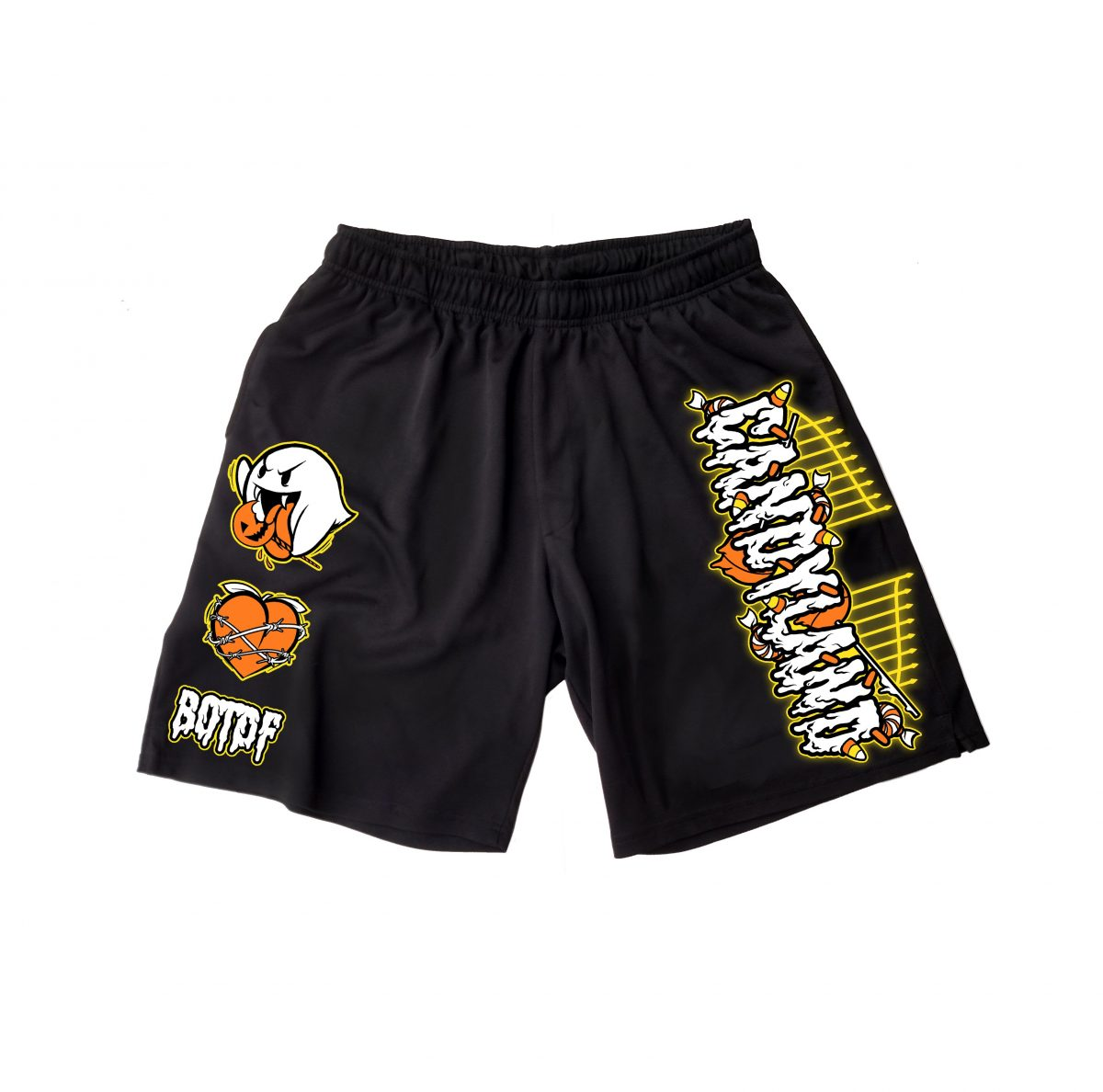 NEW! BOTDF CANDYLAND BASKETBALL SHORTS (Free Epic Usb Deluxe Included) - thedarkarts