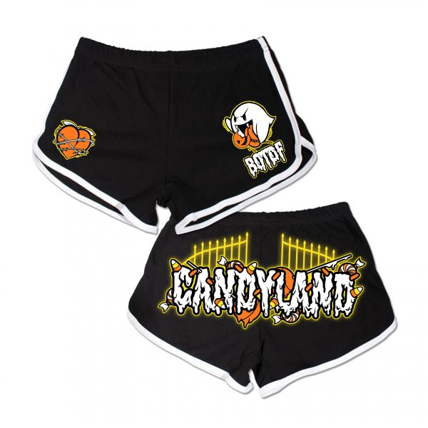 NEW! BOTDF - Candyland Booty Shorts (FREE EPIC DELUXE USB INCLUDED) - thedarkarts