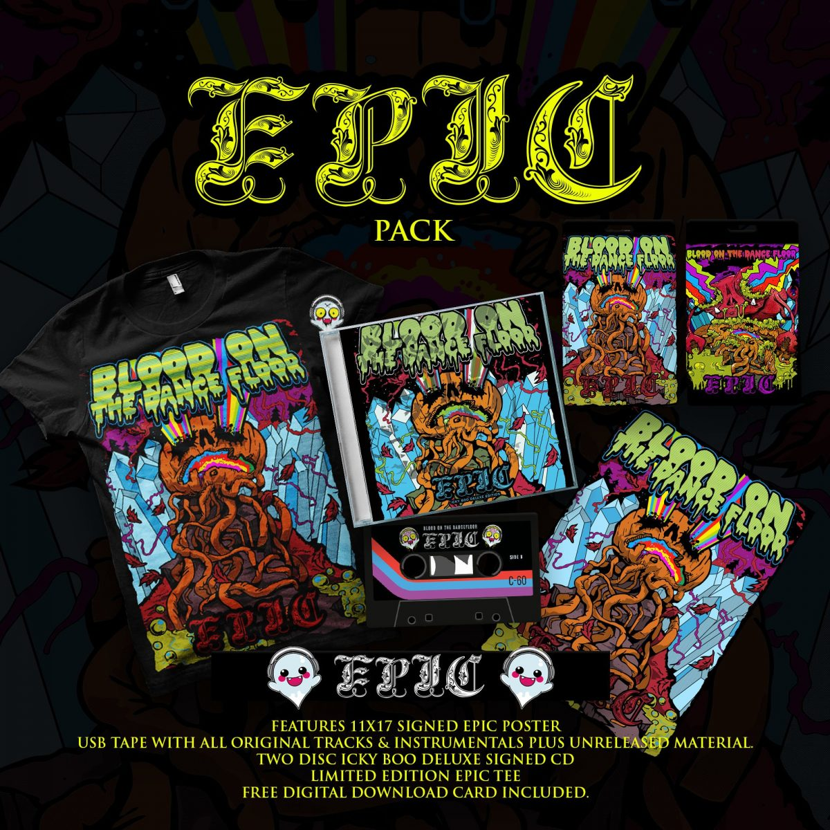 Pre Order BOTDF Legacy Collection Part 3 - The Epic Pack! (FREE GIFTS INCLUDED) - thedarkarts