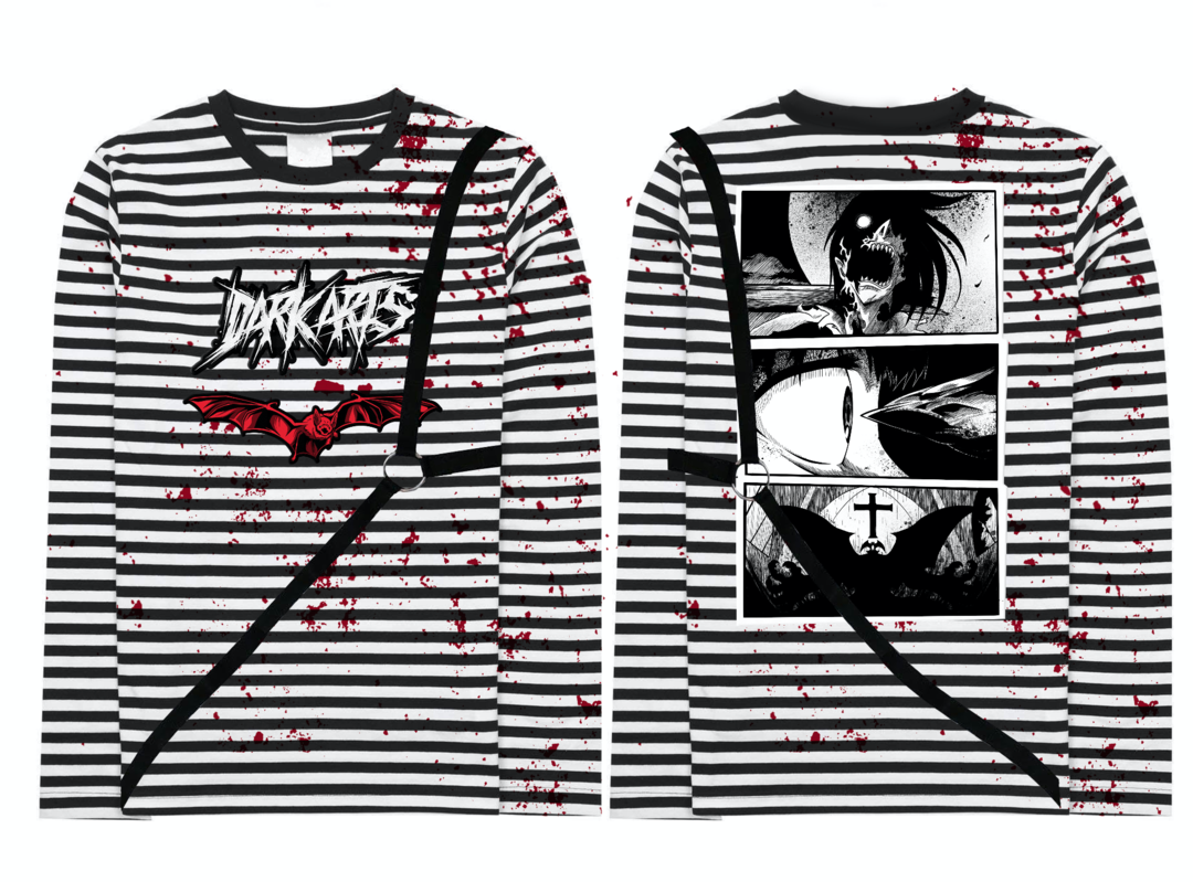 LIMITED EDITION Dark Arts - Chaos Shirt (FREE ALTERNATE CHAOS TEE INCLUDED) - thedarkarts