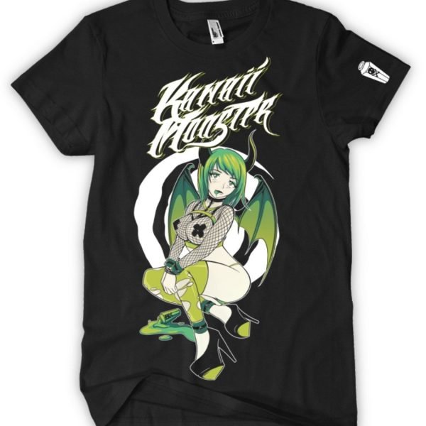 POISON LOVE SHIRT (Free Love From Hell Album + Signed Poster) - thedarkarts