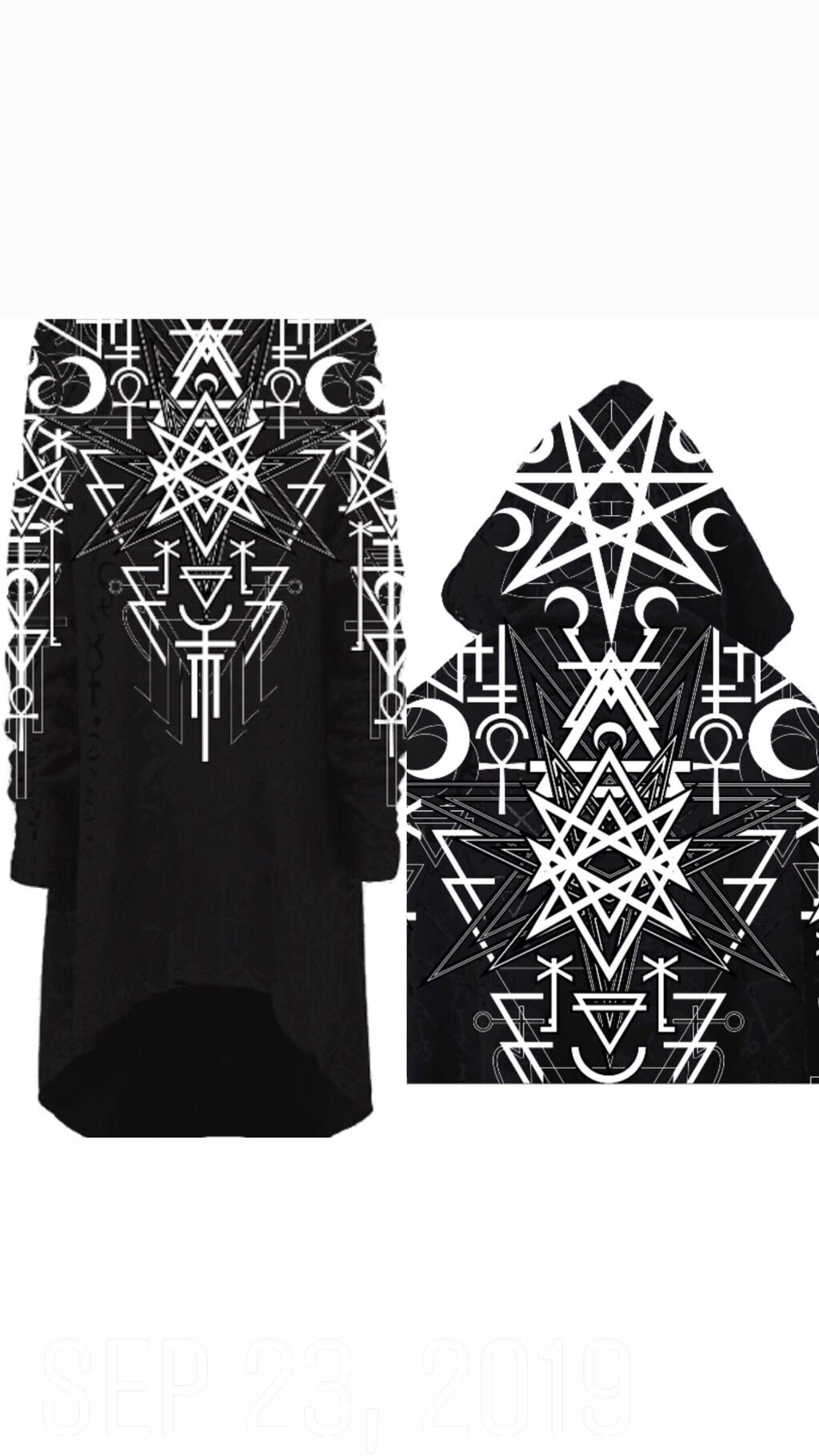 NEW! Magic Cloaks! (FREE Dark X Magic Bag) - thedarkarts