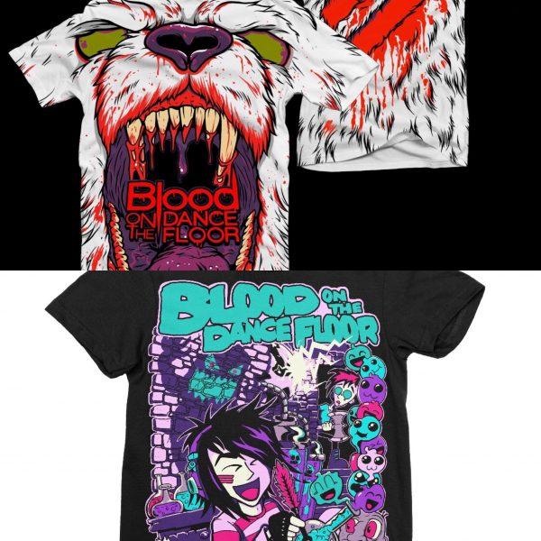 BOTDF - iMA Monster Shirt OR Polar Bear Tee - thedarkarts